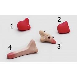 Nos gumový čísla: 4