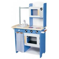 Modrá kuchyňka - Maxim 52762