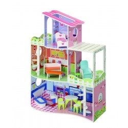 Zahradní dům pro panenky -...