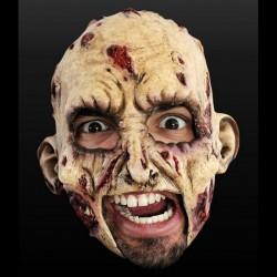 Krvavá zombie - maska bez...