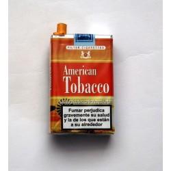 Cigarety pastička