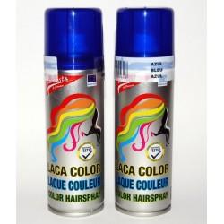 Barva na vlasy Barva: Modrá