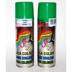 Barva na vlasy Barva: Zelená