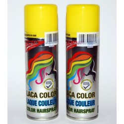Barva na vlasy Barva: žlutá
