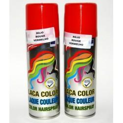 Barva na vlasy Barva: červená
