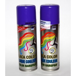 Barva na vlasy Barva: fialová