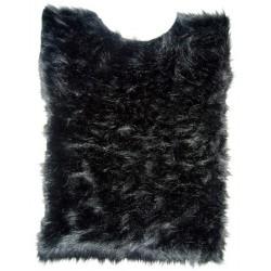 Kožich černý lux Velikost: XL