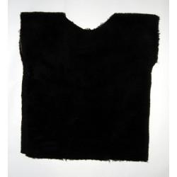 Dětský kožich Barva: černá