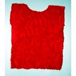 Dětský kožich Barva: červená