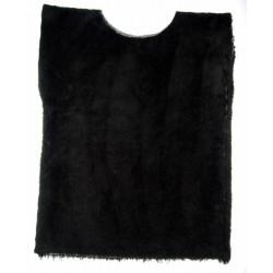 Kožich černý Velikost: XL