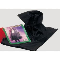 Plášť černý - 125cm