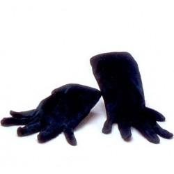 Rukavice černé