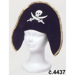 Čepice pirát