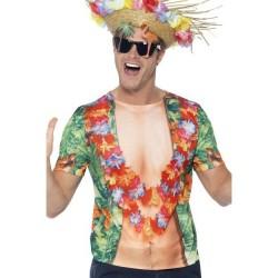 Tričko havajské Velikost: M