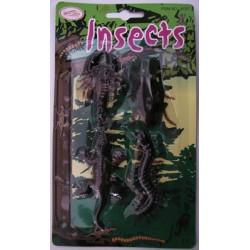 Hmyz - čtyři kusy