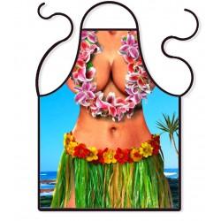 Zástěra  - Havajka