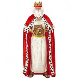 Korunka s pláštěm na krále