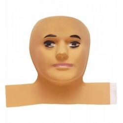 Dekorace - hlava