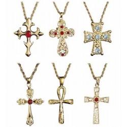 Křížek kovový