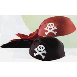 Pirátská čapka Barva: černá
