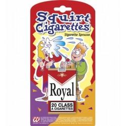 Stříkací krabička cigaret