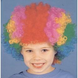 Paruka klaun dětská