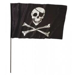Vlajka velká na tyčce