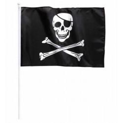 Vlajka pirát 43x30cm
