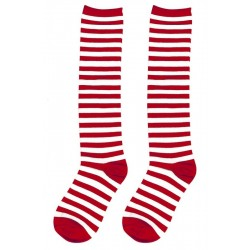 Ponožky  pruhované Barva:...
