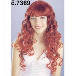 Paruka Glamour Barva: červená