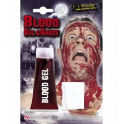 Krev gel