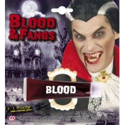 Zuby a krev