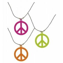 Náhrdelník Hippies Barva:...