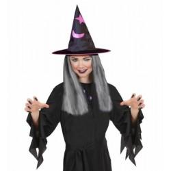 Klobouk čarodějnický dětský...