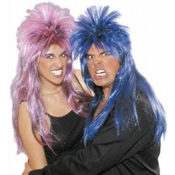 Paruka Hardrock Barva: Modrá