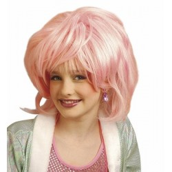 Paruka Sharon Barva: růžová