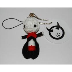 Přívěšek - Voodoo panenky -...