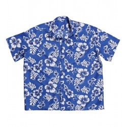 Košile Havaj - modrá...