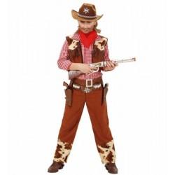 Kostým - Kovboj Velikost:...