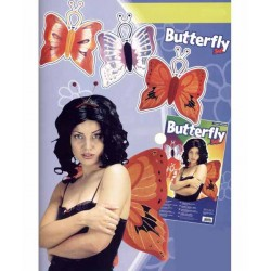 Křídla motýl Barva: fialová