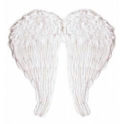 Křídla péřová dospělá 67x64cm