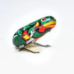Retro žába na klíček