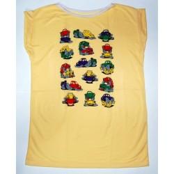 Košilka - Autíčka Velikost: XL