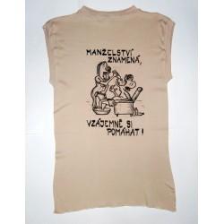 Košilka - Manželství...