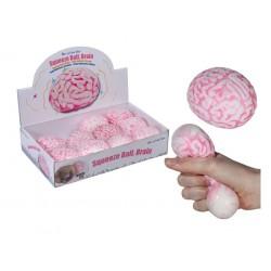 Antistresový míček mozek