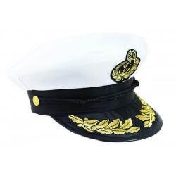 Čepice kapitán dětská
