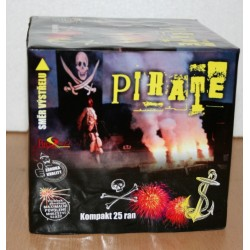 Kompakt Pirate 25 ran