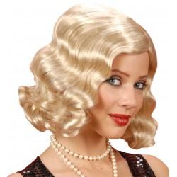 Paruka 20 léta - blond