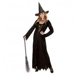 Kostým Čarodějnice Velikost: M