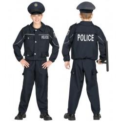 Dětský kostým policie...